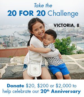 20 For 20 Challenge