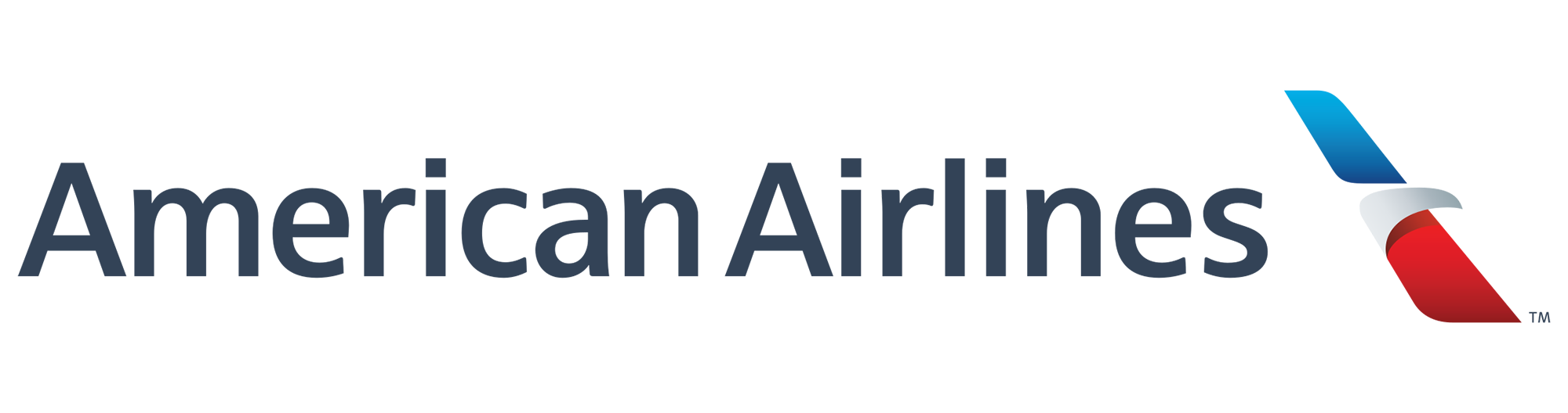 A American Airlines Logo