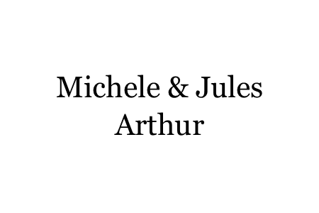 E - Arthur, Michele and Jules
