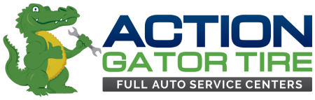 Action Gator Tire logo