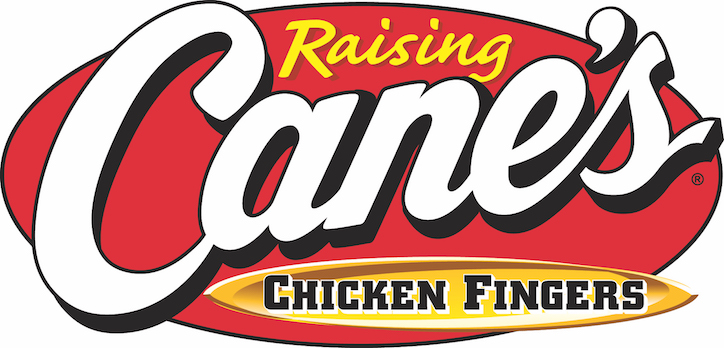 Raising Cane's logo for Expo