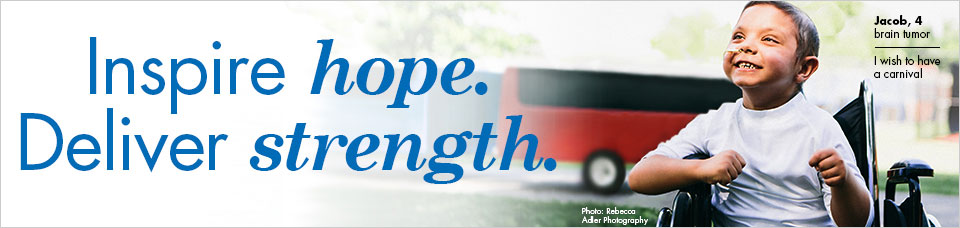 Donate - Make-A-Wish